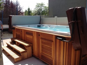 goff family arctic spa deliver