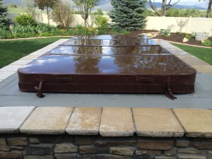 all weather pool installation