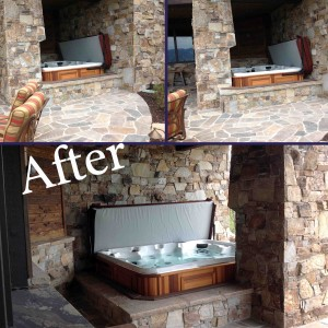 the details make all the difference when it comes to the arctic spa!
