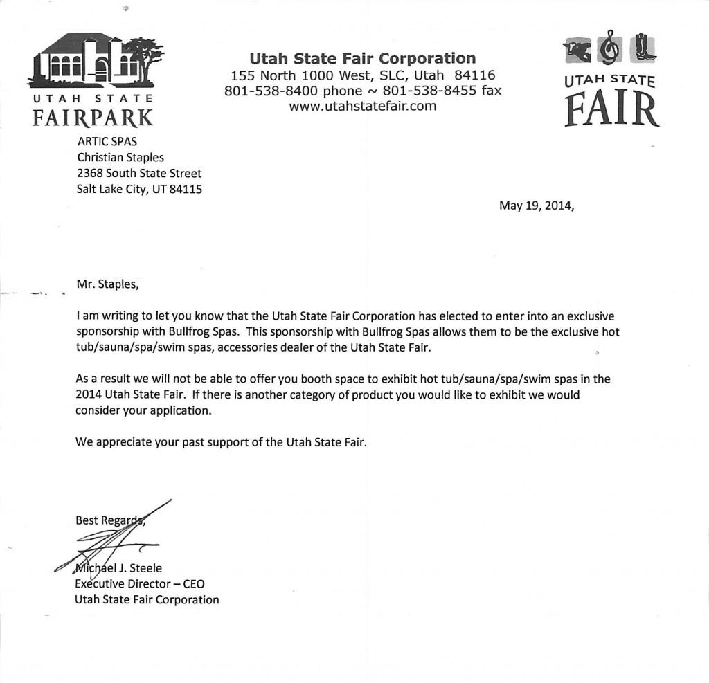 utah state fair update